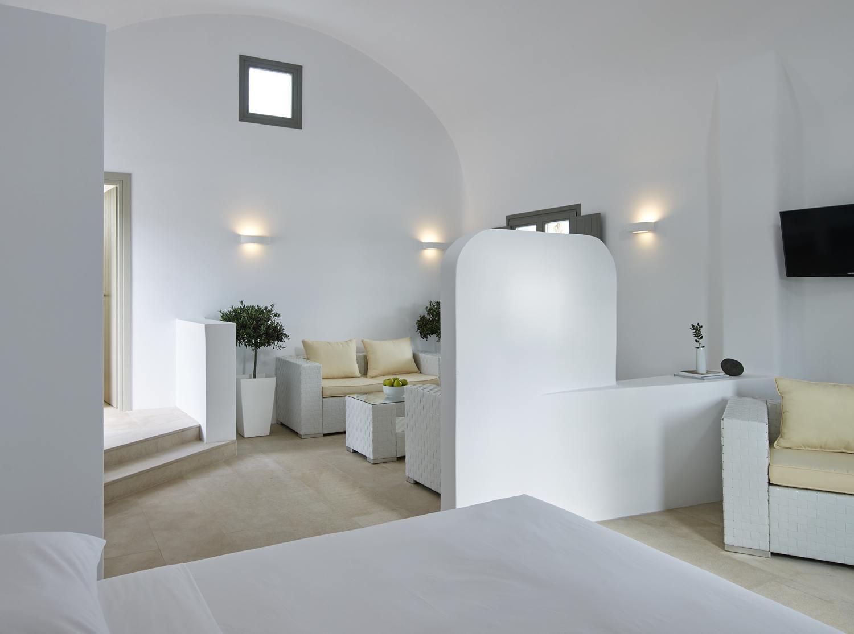Wedding Suite | Aurora Luxury Hotel | Pori beach, Imerovigli ...